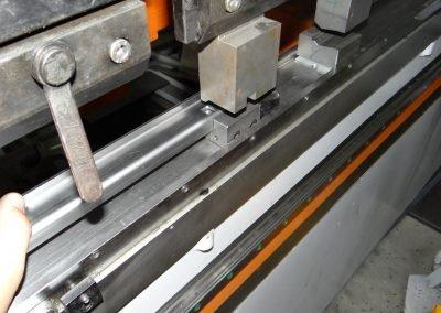 het fabriceren van ladegeleiders